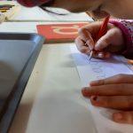 Μια ιδιαίτερη ψηφιακή τάξη δημιούργησαν οι νηπιαγωγοί της δομής φιλοξενίας του Σχιστού